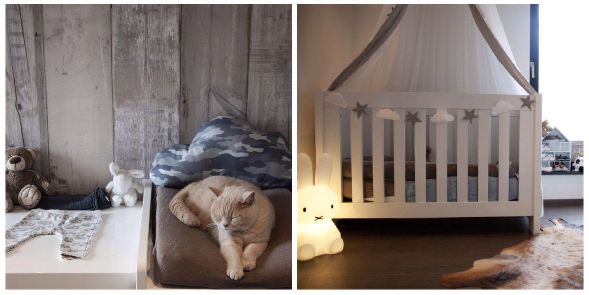 Mum of the world binnenkijken op de kamer bij cis - Kleur voor baby boy kamer ...