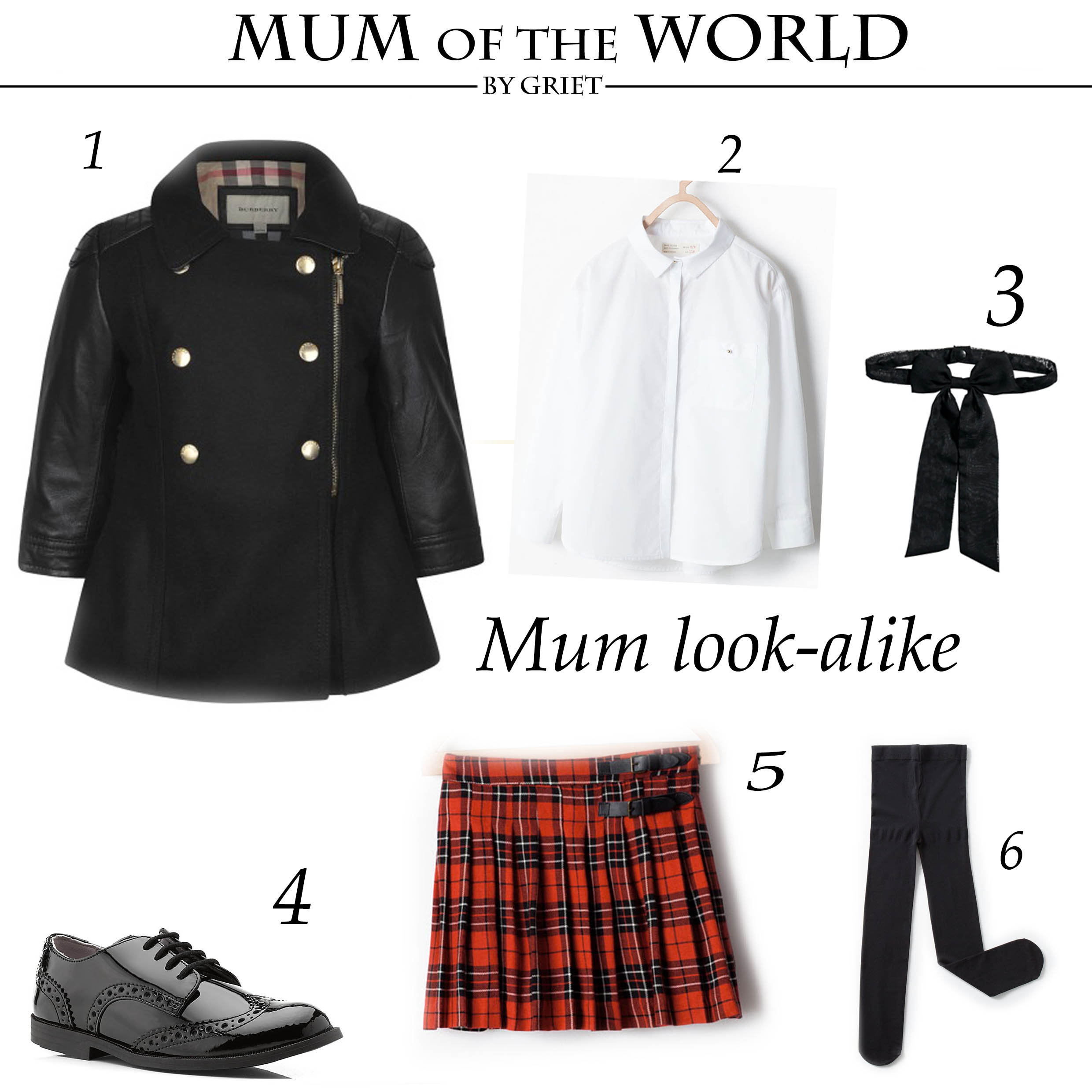 mum of the world kids fashion mum look alike. Black Bedroom Furniture Sets. Home Design Ideas