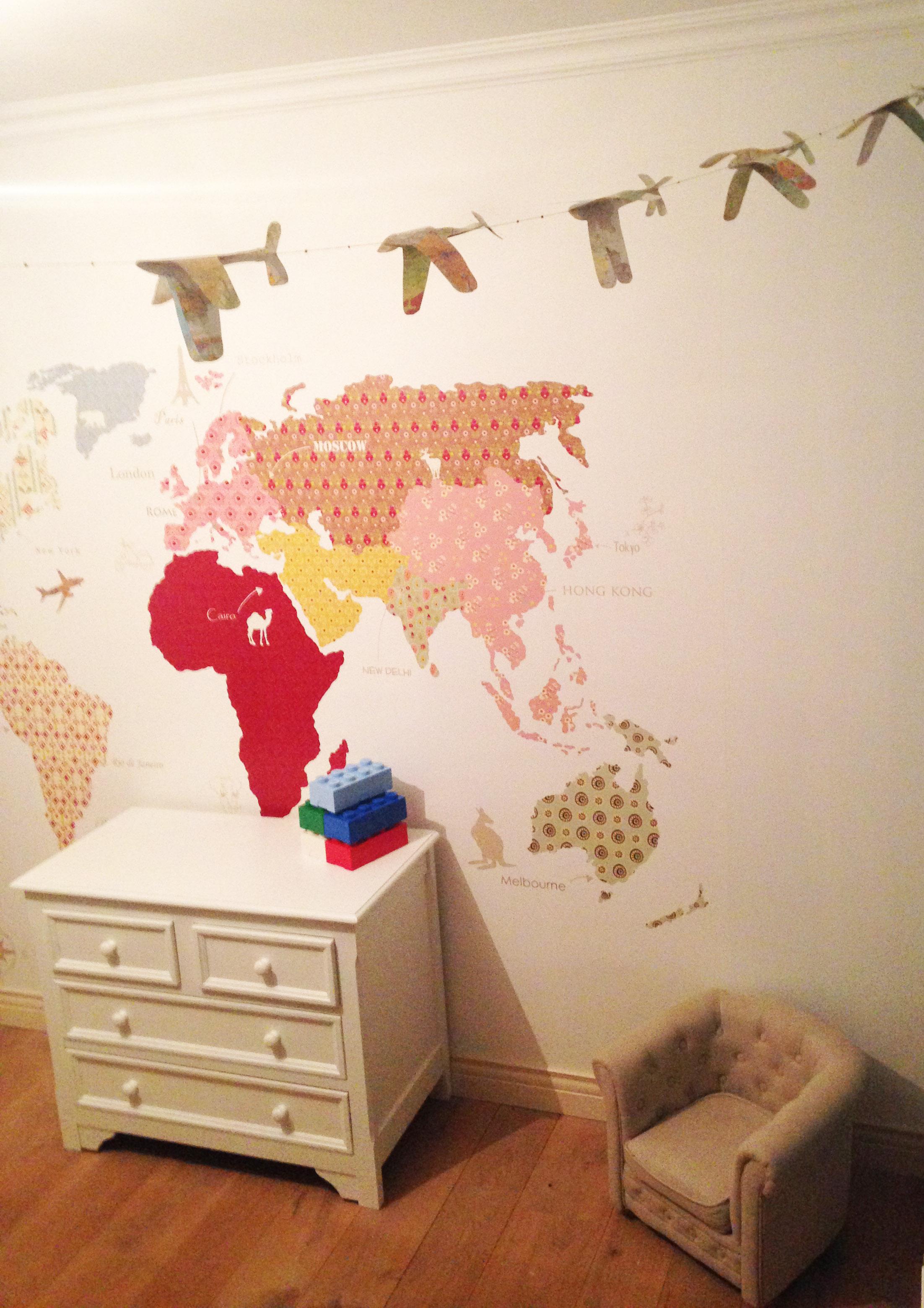 Mum of the world binnenkijk kinderkamer laurens 2 - Decoratie van een kamer ...